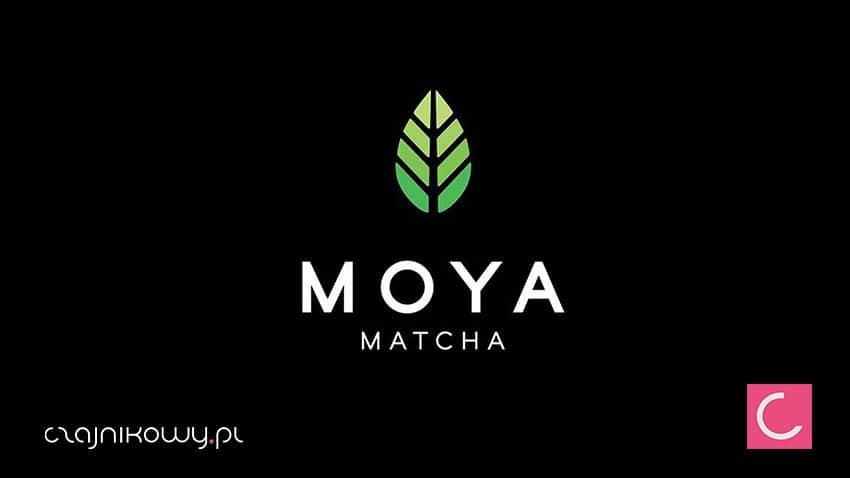 Herbata zielona Matcha organiczna Moya 50g doypack (bez tuby)