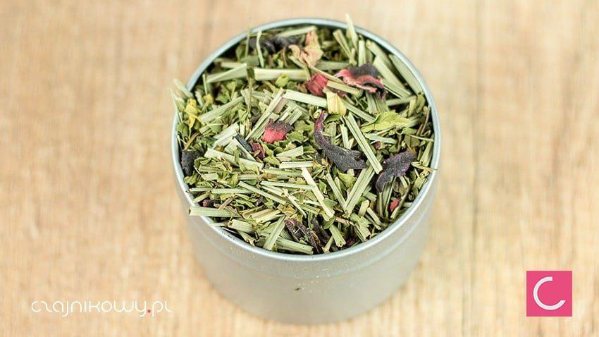 Herbata owocowa śniadaniowa bez dodatku aromatów