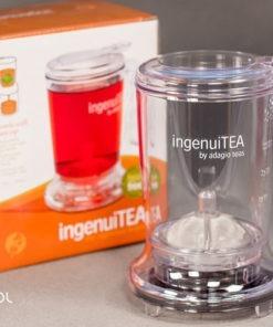 Najlepszy dzbanek do herbaty IngenuiTEA 450ml