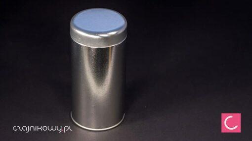 Metalowa puszka na herbatę 150g
