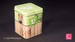 Puszka na herbatę zielona Zen 100g