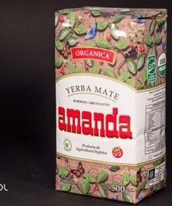 Yerba mate Amanda Elaborada organiczna organic