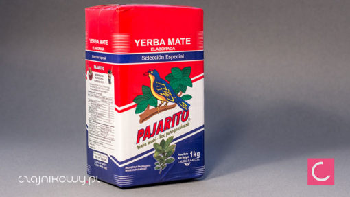 Yerba mate Pajarito Special Selection 1000g