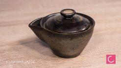Gaiwan do herbaty porcelanowy ceramika artystyczna 160ml
