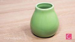 Matero ceramiczne do Yerba Mate Green 350ml