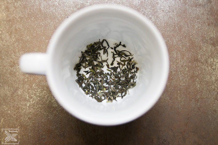 Herbata Darjeeling Phoobsering, liście