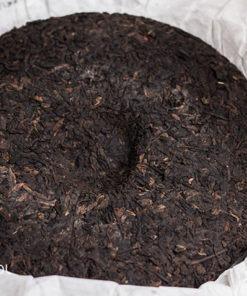 Herbata czerwona pu-erh Ban Zhang Mountain Cooked Tea Cake 357g