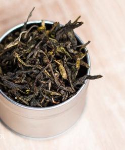 Herbata czerwona pu-erh zielony green Sheng