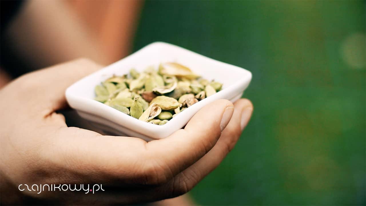 Kardamon: właściwości, działanie. Przepis na herbatę z kardamonem. Dodatki do herbaty #2