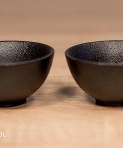 Dwie czarki do herbaty Geom koreańskie 55ml