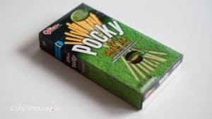 Pocky Green Tea Matcha Paluszki pszenne w polewie mlecznej Matcha, opinie