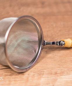 Sitko do herbaty Japan z bambusowym uchwytem 58mm