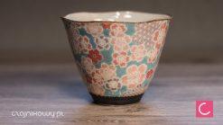 Czarka do herbaty Yuzuki niebieska 200ml