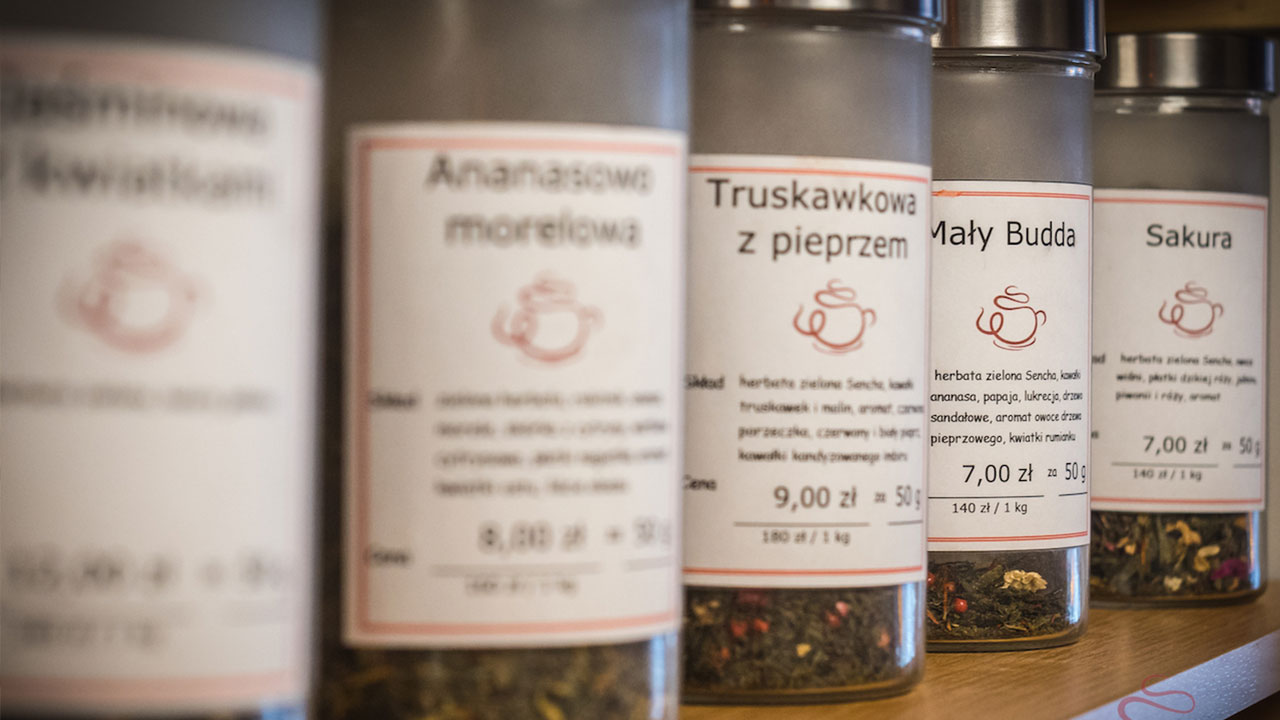Herbaciarnia Smoczy Czajnik, Katowice