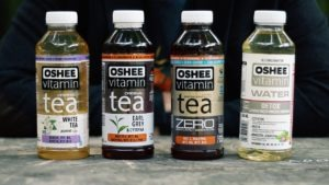 Oshee Vitamin Tea Earl Grey Lemon, Zero, White Tea Jasmine, Water Detox, opinie