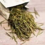 Legendarna herbata zielona Anji Bai Cha