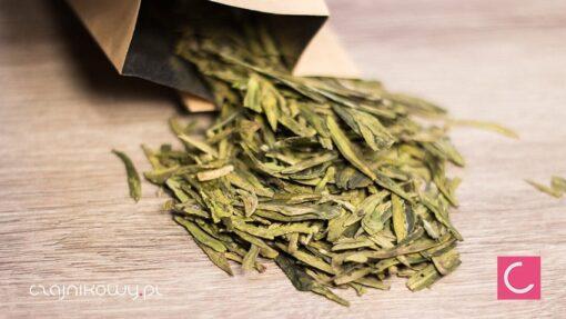 Herbata zielona Lung Ching Westlake 50g