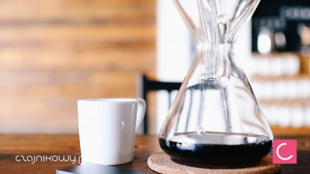 Parzenie kawy a temperatura wody - drip