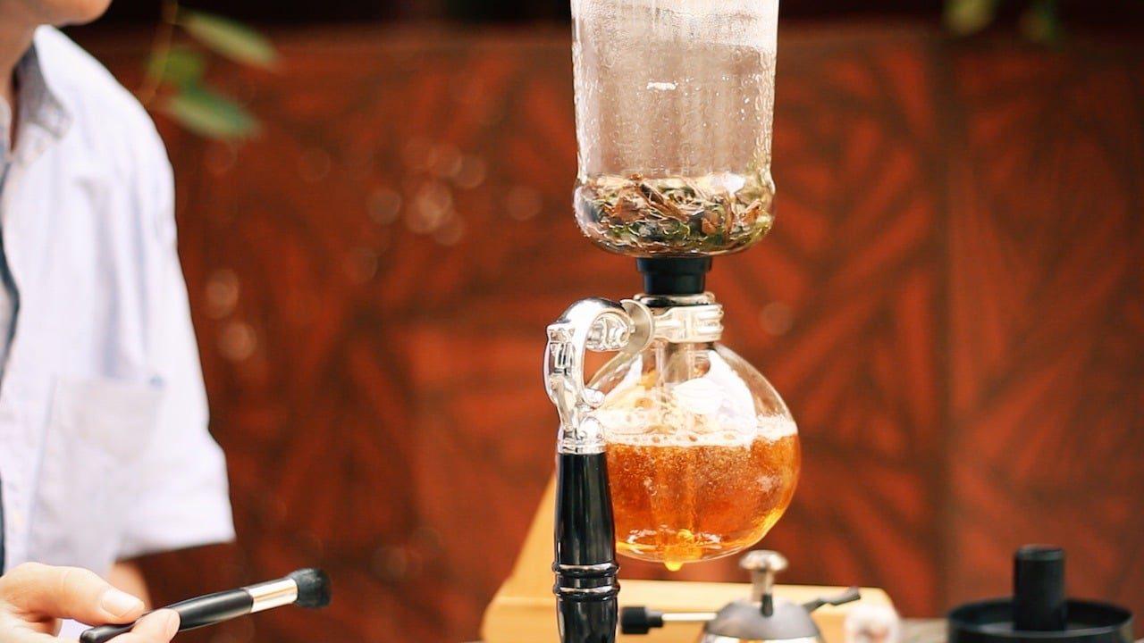 Jak zaparzyć herbatę w syfonie? Gość: Murat Kornaev
