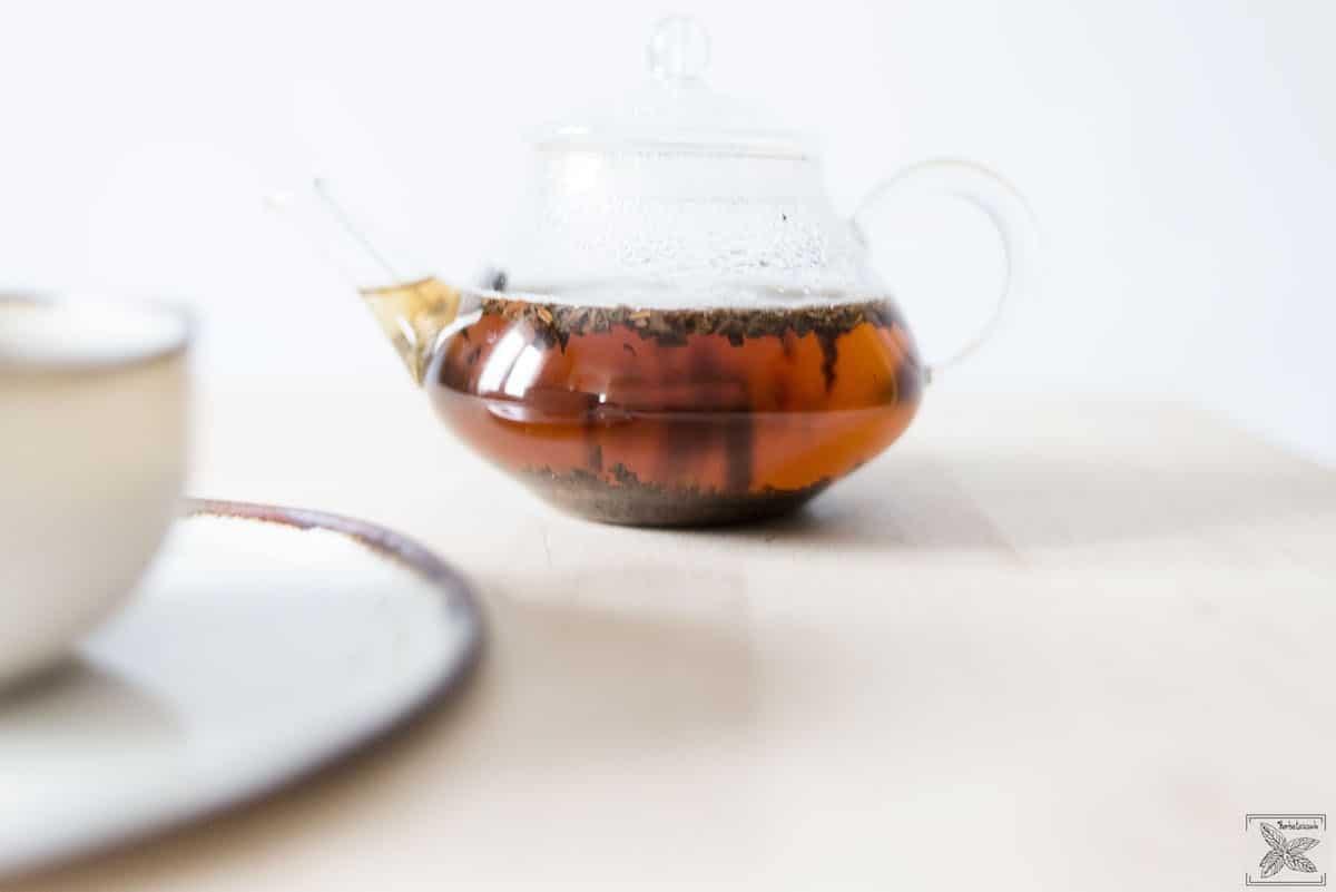 Czarna herbata indonezyjska: Sumbatra BOP: zaparzanie