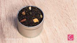 Herbata czarna grejpfrutowa