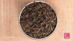 Herbata czarna wędzona Tarry Lapsang Souchong organiczna