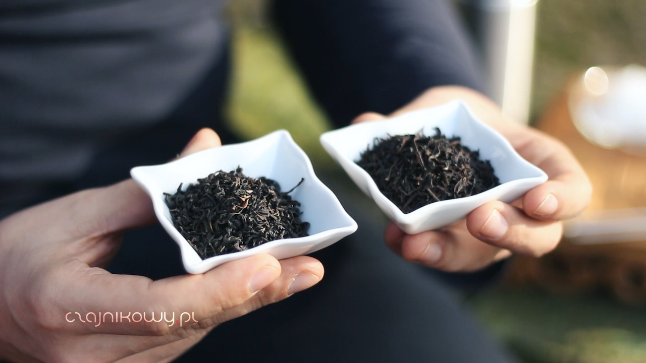 Herbata po holendersku. Herbata po fryzyjsku: herbata assam i java