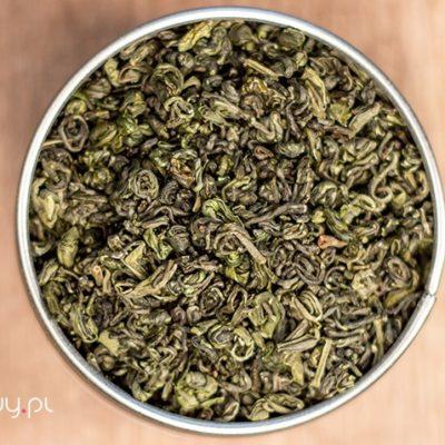 Herbata zielona oolong Haicha