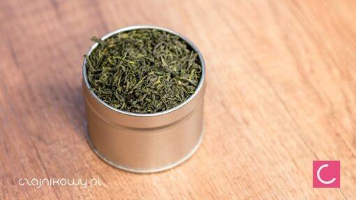 Herbata zielona Tamaryokucha organiczna