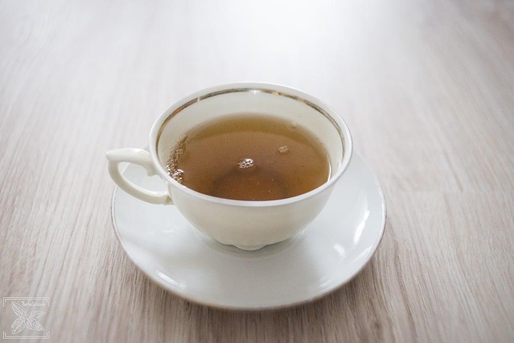 Napar herbaty Choinkowej