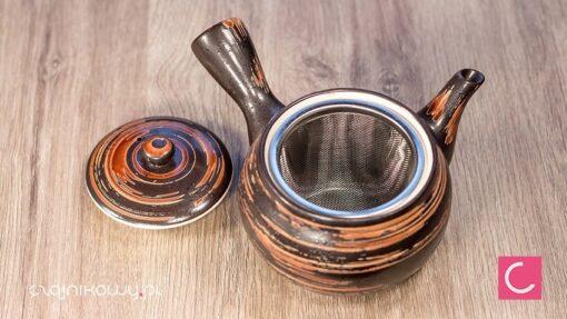 Czajnik do herbaty ceramiczny Ling 380 ml