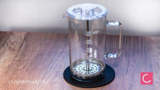 French Press do herbaty i kawy 900ml