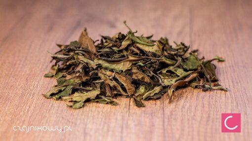 Herbata biała Malawi Thyolo Peony
