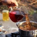 Jak zrobić najlepszy kompot na święta? Przepis na kompot z herbatą