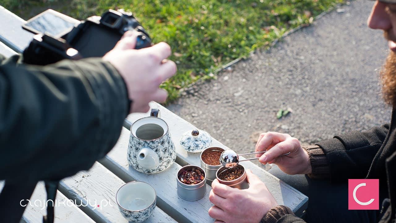 Miodokrzew honeybush - herbatka bez kofeiny, dobra dla dzieci i nie tylko
