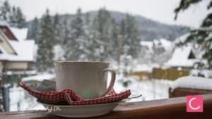 5 powodów dla których warto pić herbatę w zimie