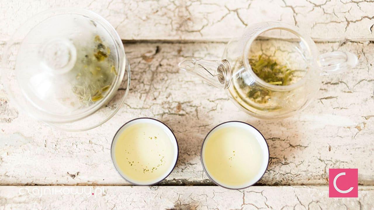 Czym jest cierpliwa herbata? Misty Green - zielona herbata