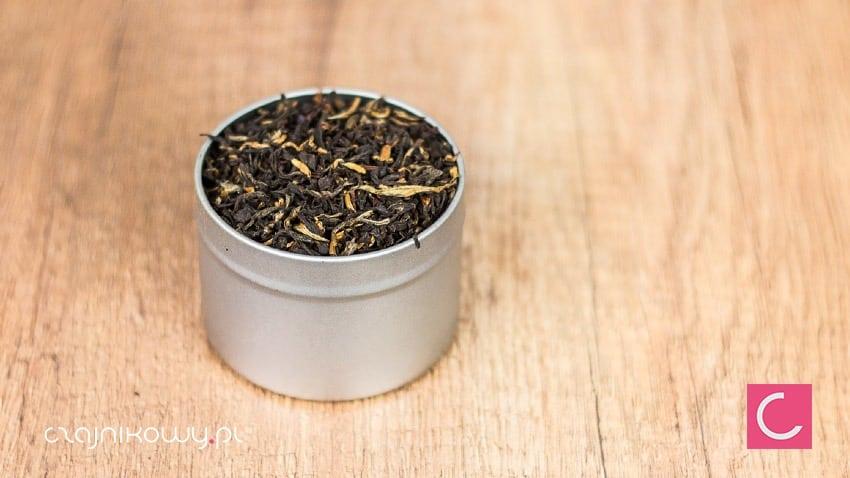 Herbata czarna Assam Mangalam FTGFOP1