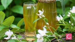 Herbata Jaśminowa Smocza Perła Mo Li Long Zhu
