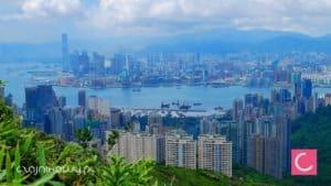 Hebrata z Hongkongu