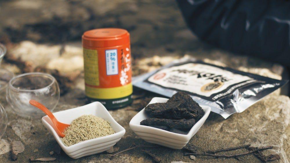 Herbata Goishicha i Kombucha z Japonii