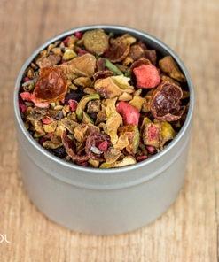 Herbata owocowa lawendowa
