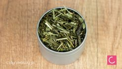 Herbata zielona z wodorostami Wakame