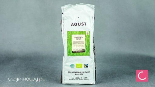 Kawa w ziarnach Agust Natura Equa 1000g