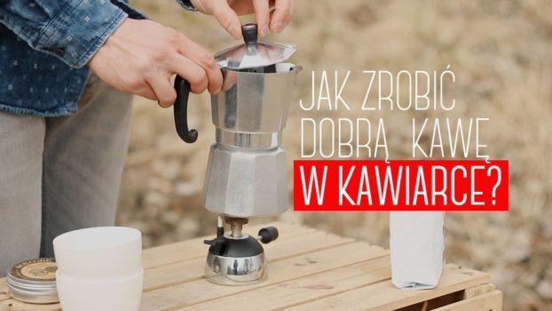 6 porad jak dobrze parzyć kawę w kawiarce