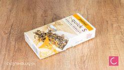 Filtry do herbaty rozmiar S 8,5x17cm bez chloru