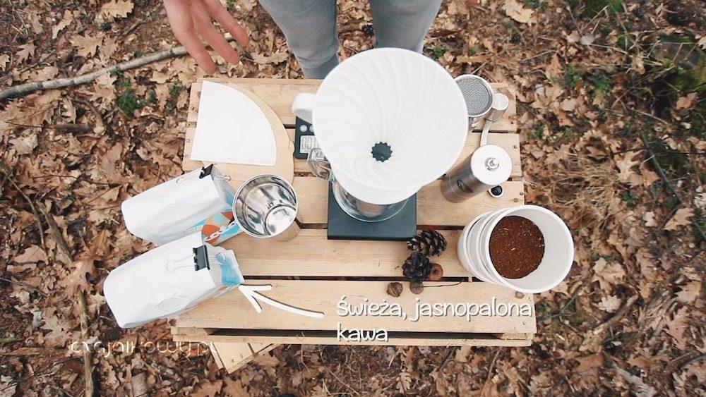 Jak dobrze zaparzyć kawę w dipperze hario v60? Porady baristy