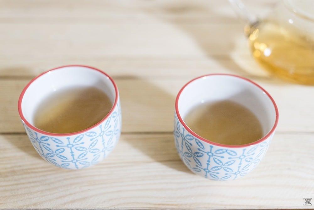 Biała herbata z Malawi - Malawi Thyolo Peony: napar