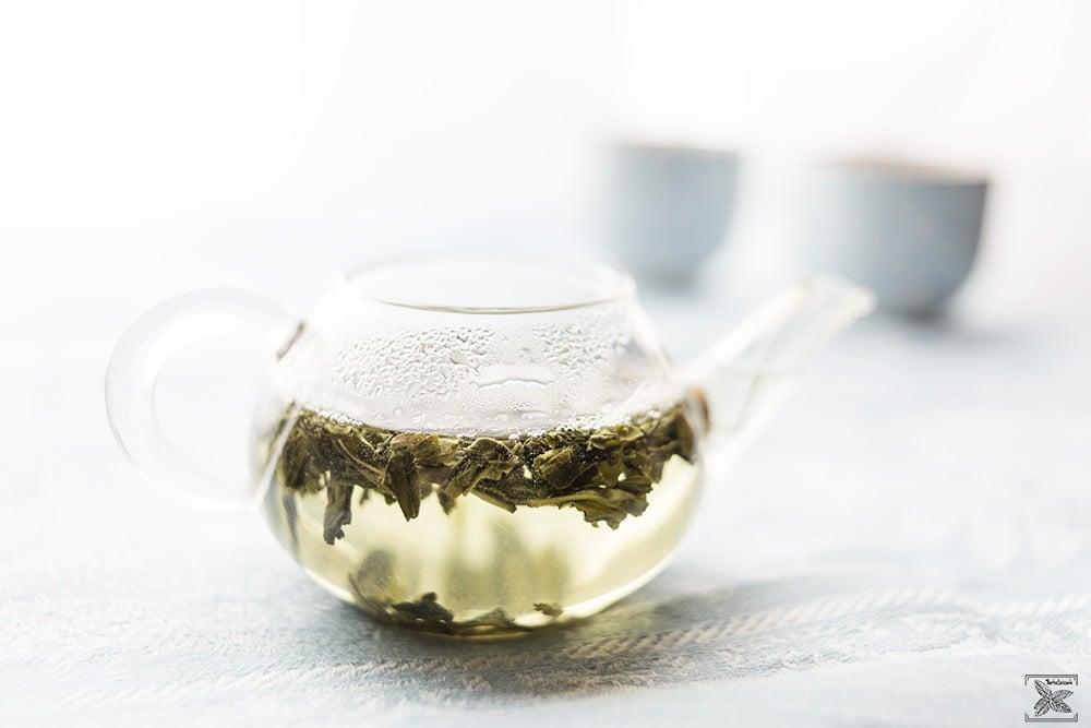 10 Wielkich Herba Chińskich: Lu An Gua Pian: parzenie