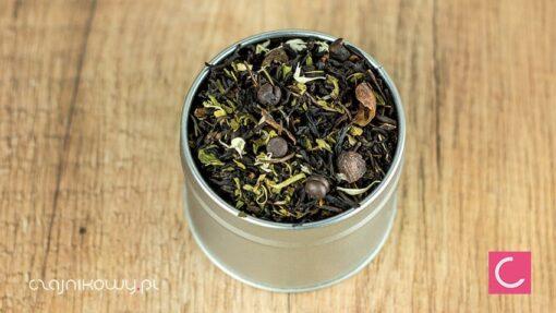 Herbata czarna miętowa czekoladowa